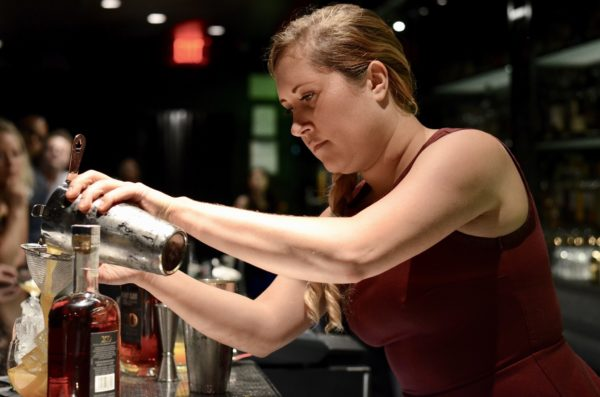 Chelsea Rose Schulte, Pacific Yacht Charters Cocktail name: Thieves Treasure