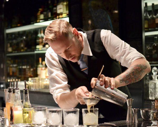 Jayce Kadyschuk, Clive's Classic Cocktail name: Donkey Jockey Punch