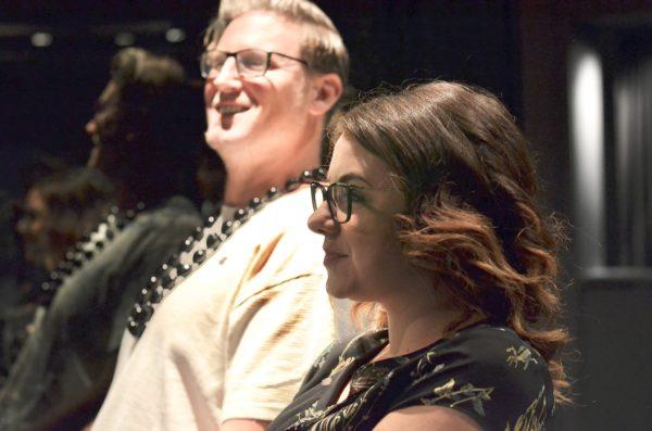 Judges Michelle Edwin and Matt Hehn