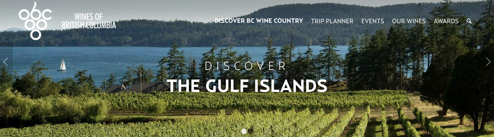 What's your BC Wine Country Story? #Visit and #Vote #BestofBC18