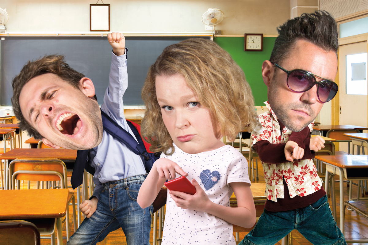 Vancouver TheatreSports™ Proves Going Back to School Can Be Fun