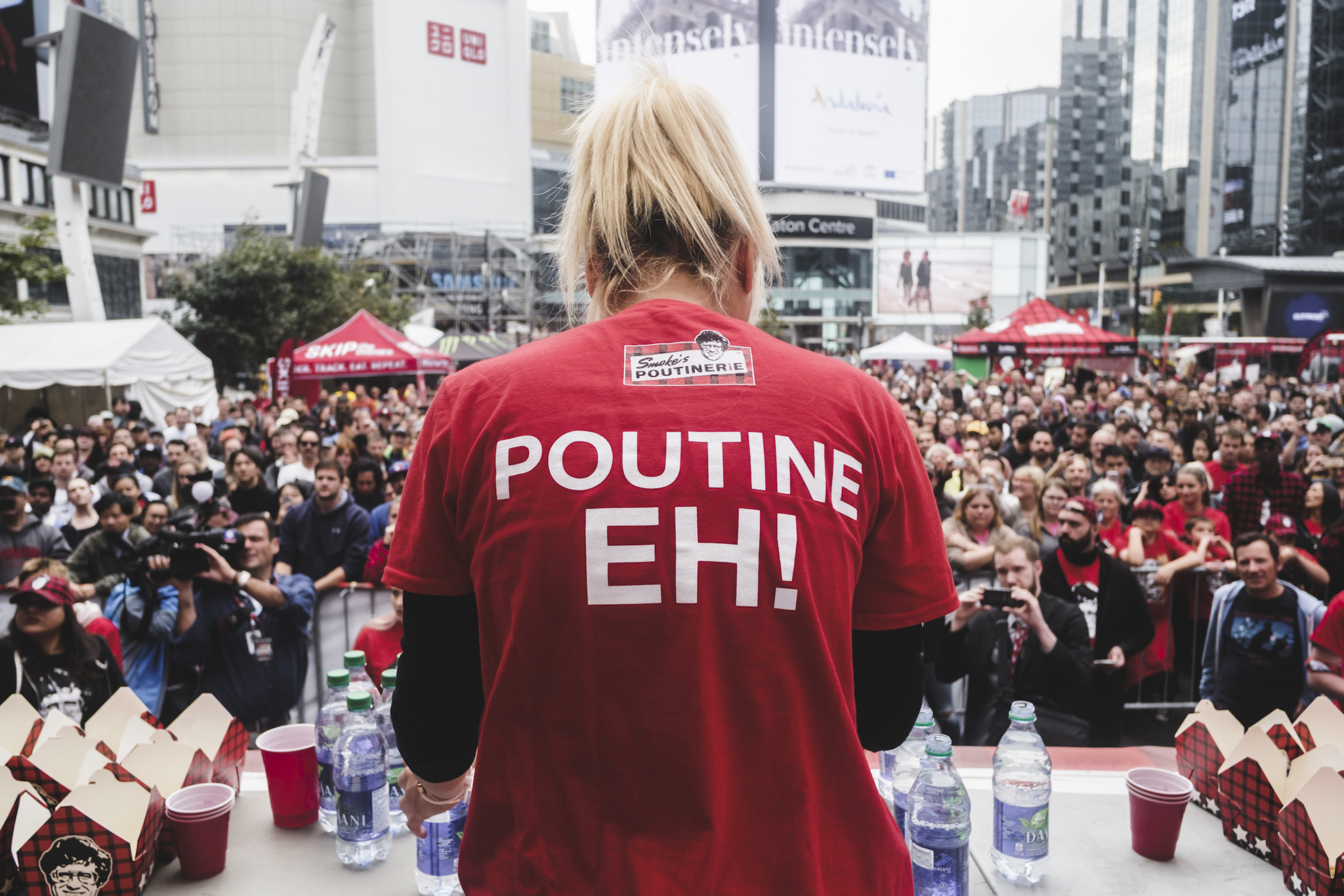 Smoke's Poutinerie World Poutine Eating Championship Is Coming, Featuring World #1 Ranked Eater, Joey 'Jaws' Chestnut
