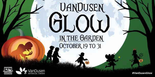 VanDusen Gardens Glow in the Garden