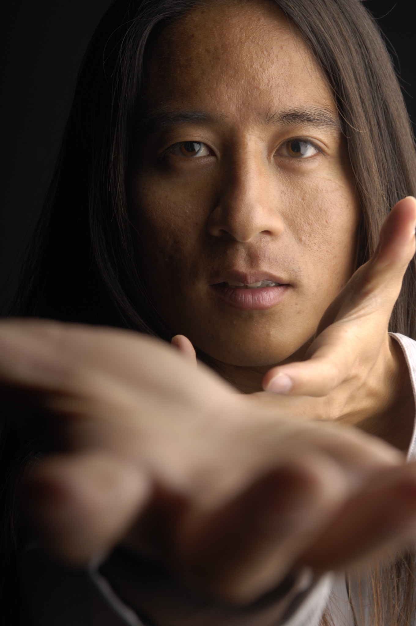 Chan Centre Presents Kealoha, Hawaii's First Official Poet Laureate in One-man Show