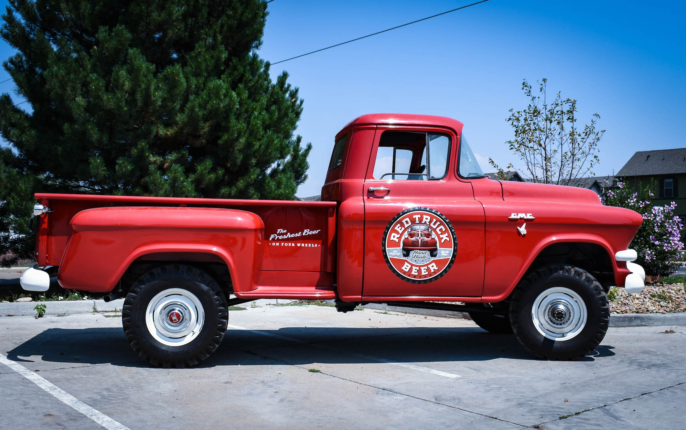 Vancouver's Red Truck Beer Company opens Truck Stop and Brewery in Colorado
