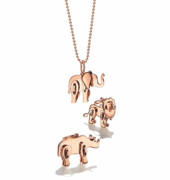 91f6956ba68c6 TIFFANY & CO. INTRODUCES ITS NEW SAVE THE WILD JEWELRY COLLECTION ...
