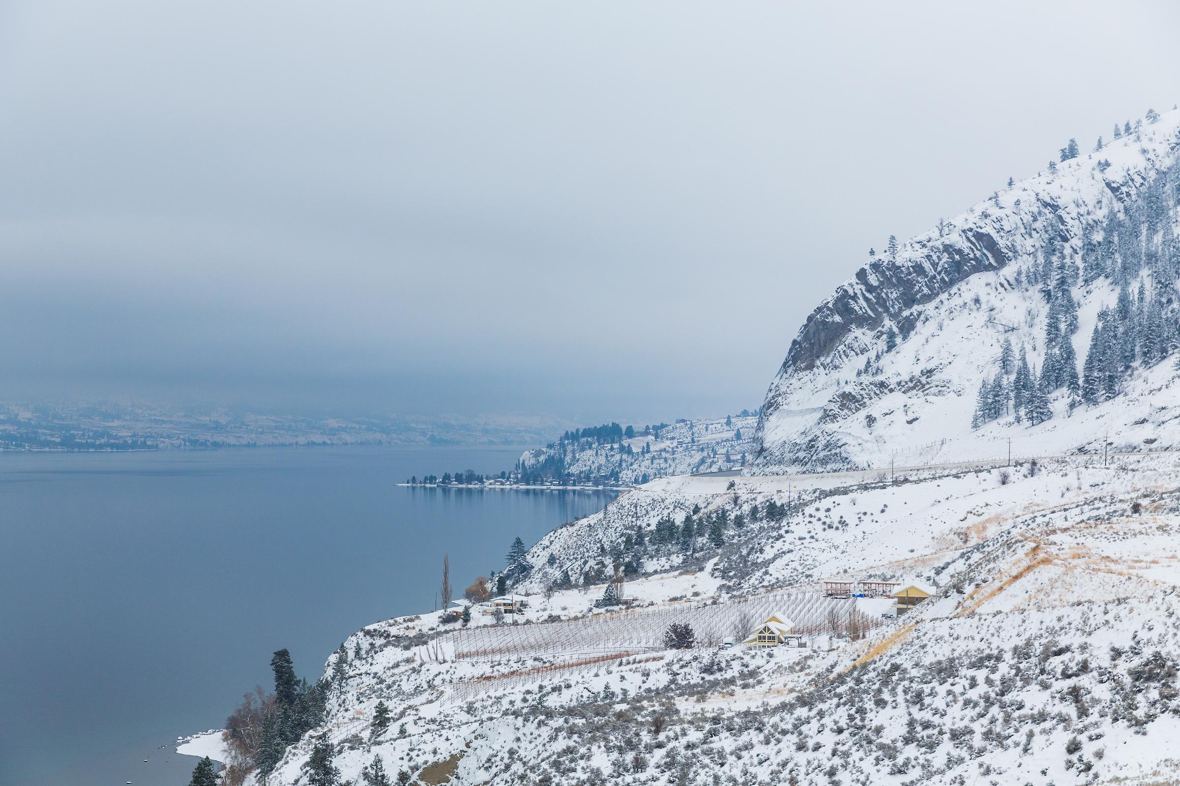 Winter happenings in Penticton, BC