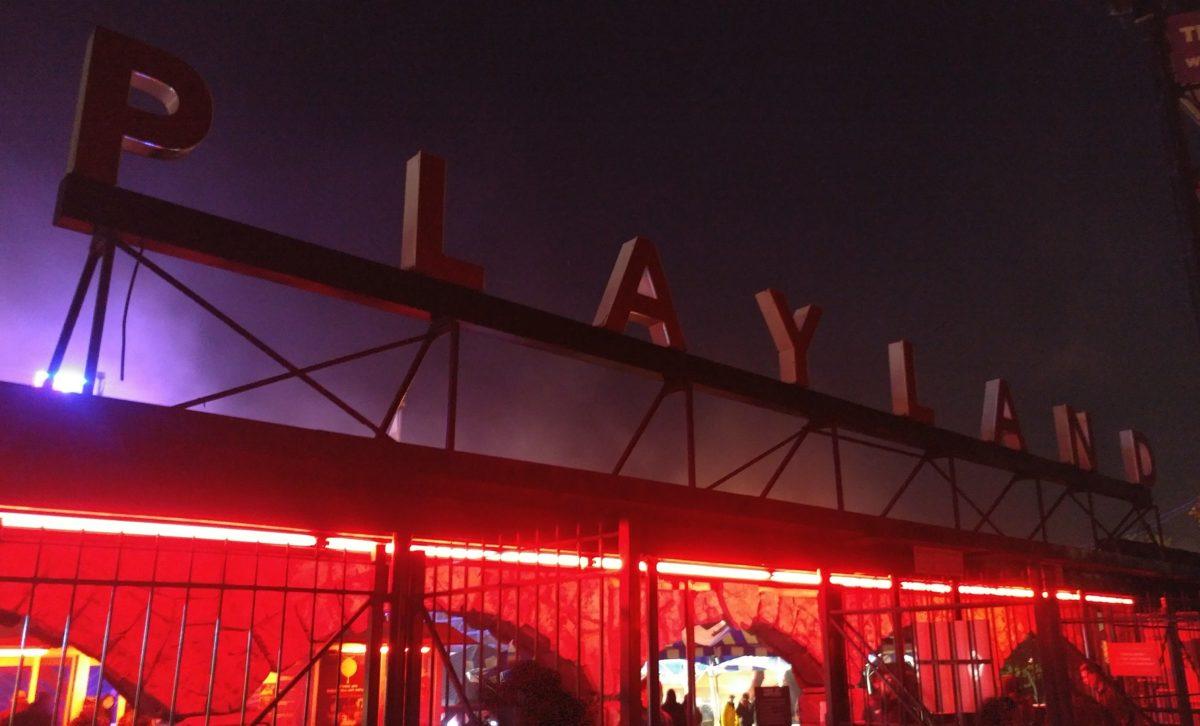 Fright Nights at PNE Playland
