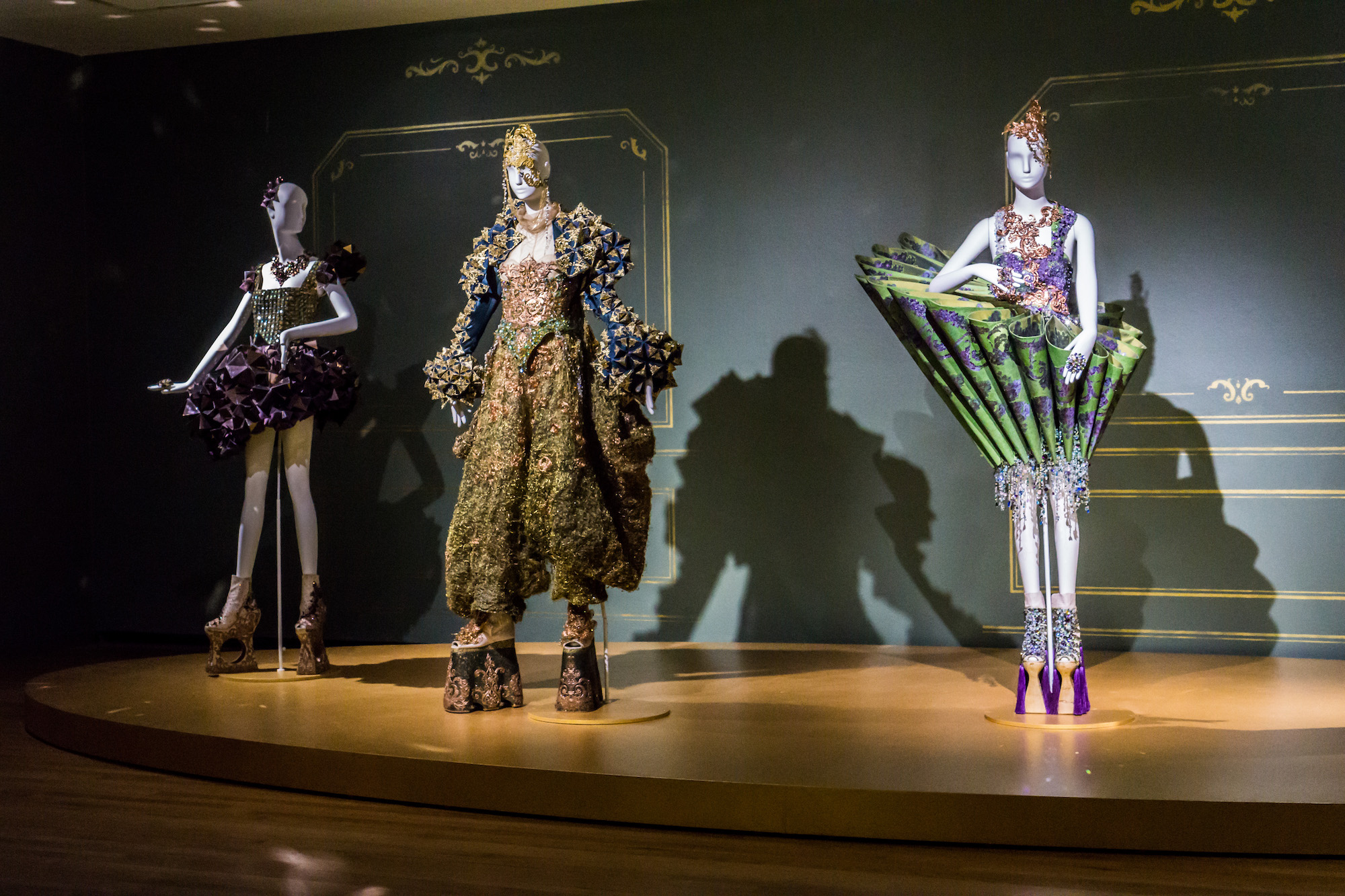 Vancouver Art Gallery presents Canadian Premiere of 'Guo Pei: Couture Beyond', First Fashion Exhibition in Gallery's History