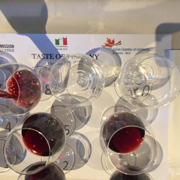 Taste of Tuscany - presented by The Italian Trade Commission