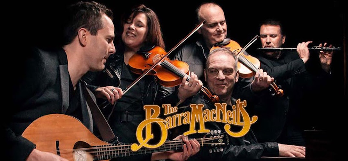 The Barra MacNeils – Canada's 'first family of Celtic Music' – perform in North Vancouver, Nov 22