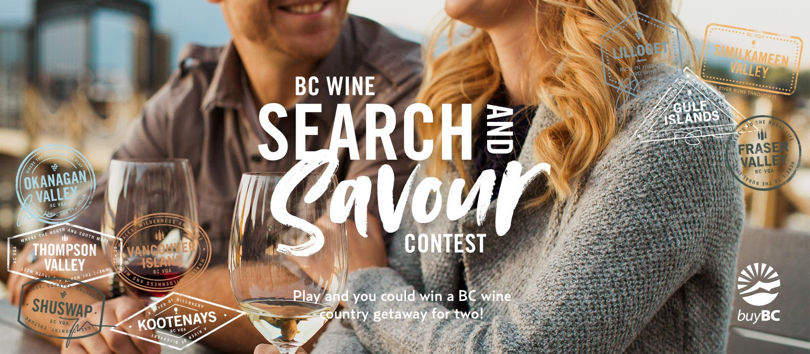 Enter the Sip and Savour contest!