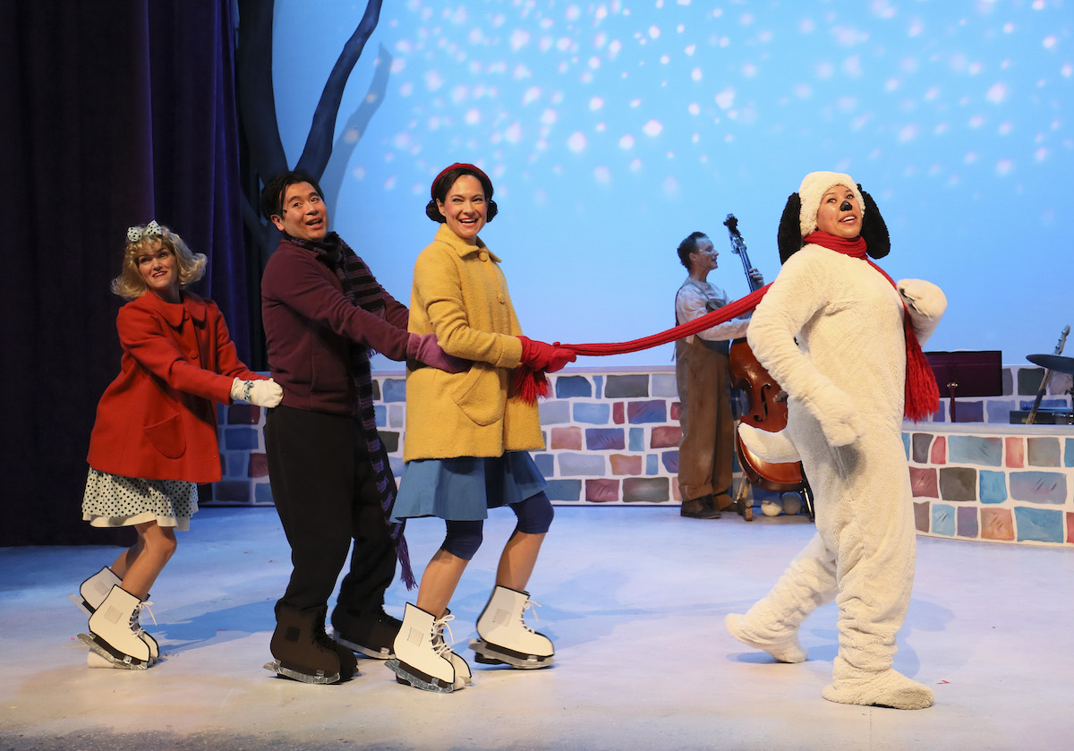 Carousel Theater for Young People  Presents:  A Charlie Brown Holiday  Double Bill