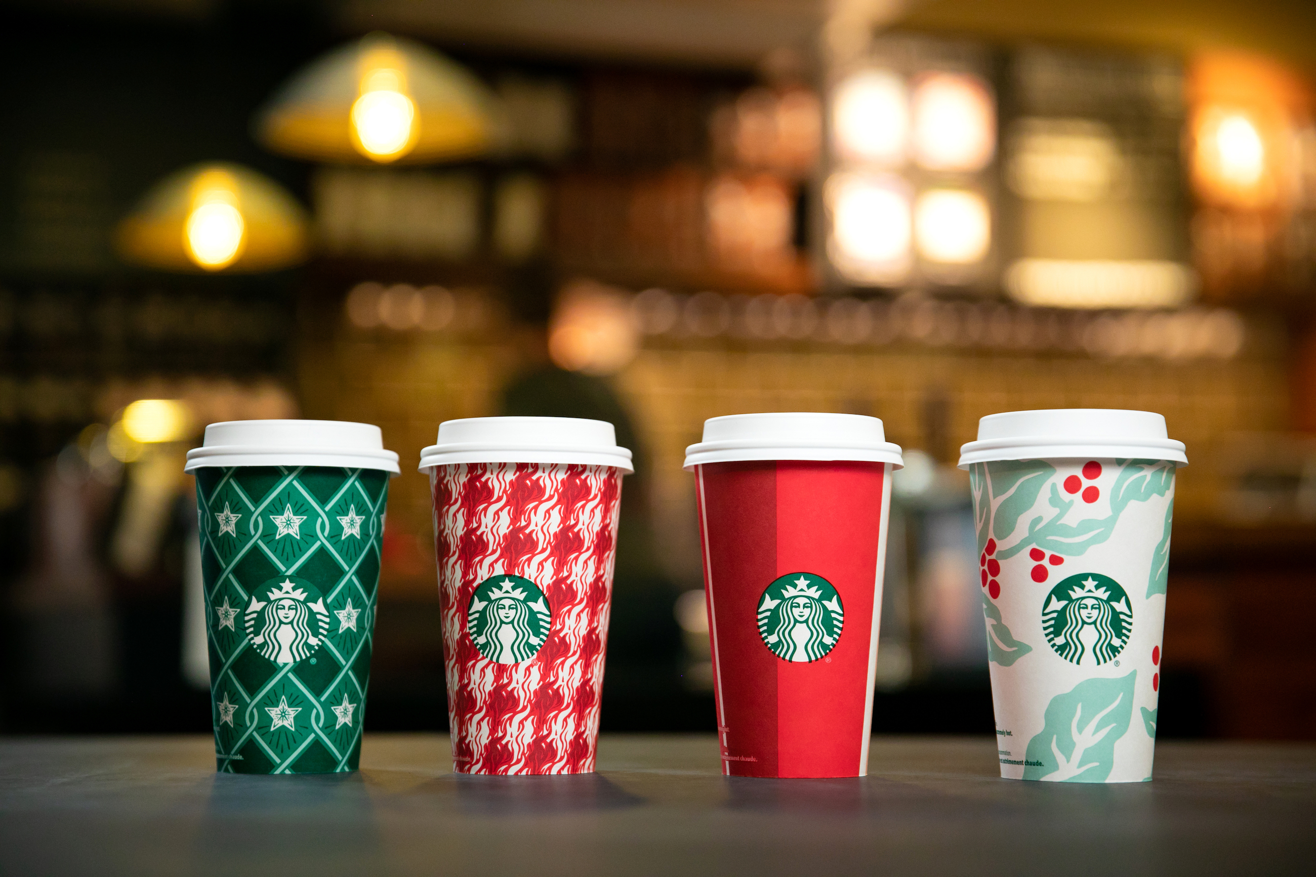 NEW Starbucks Canadian Exclusive is juniper(fect) for Flat-White lovers