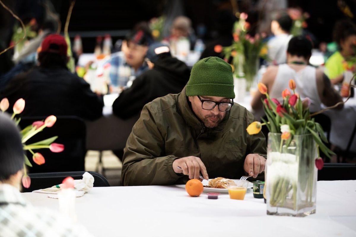 Thanksgiving Dinner for 1,000: Woodward's Hosts Ninth Annual Harvest Dinner on Sunday, November 4