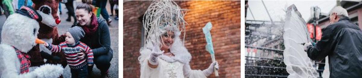 CandyTown Kicks Off Christmas Season With Seventh Annual Yaletown Festival