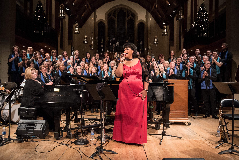 Good Noise Vancouver Gospel Choir Celebrates 15th Anniversary Season with Good Tidings!