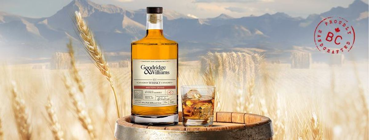 Goodridge & Williams Distilling to celebrate the #spiritofgoodwill this holiday season
