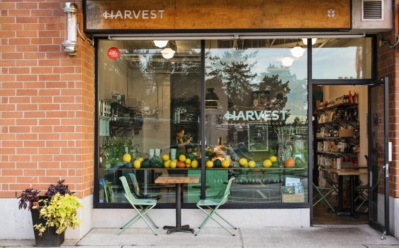 Fall Cornucopia Arrives at Harvest Community Foods
