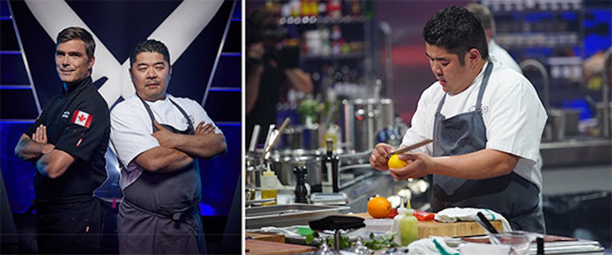 Boulevard Kitchen & Oyster Bar's Alex Chen Claims Victory Over Hugh Acheson on Latest Episode of Iron Chef Canada
