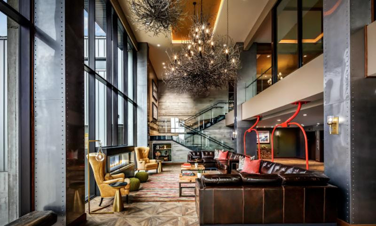 The Josie – North America's Newest Ski-in, Ski-out  Boutique Hotel – Opens Today