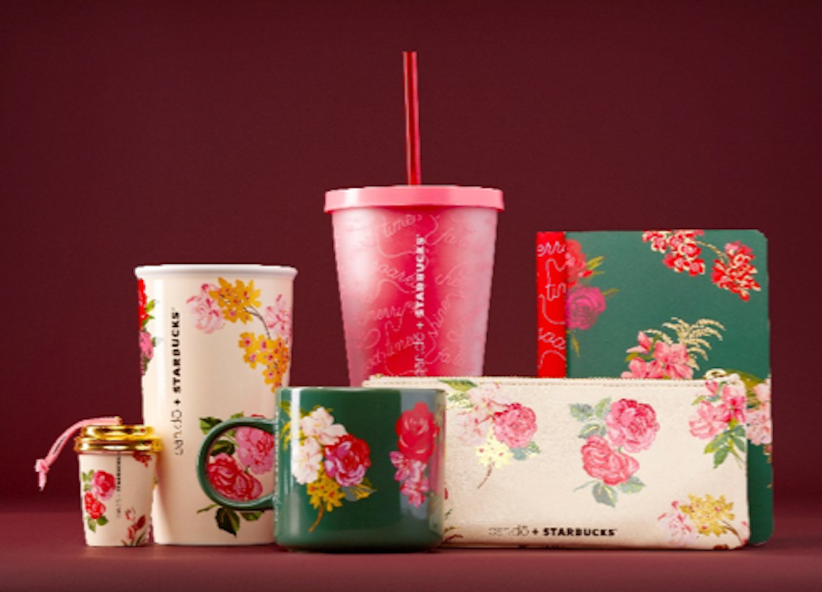 Starbucks Black Friday deals & new merch to give or for keeps