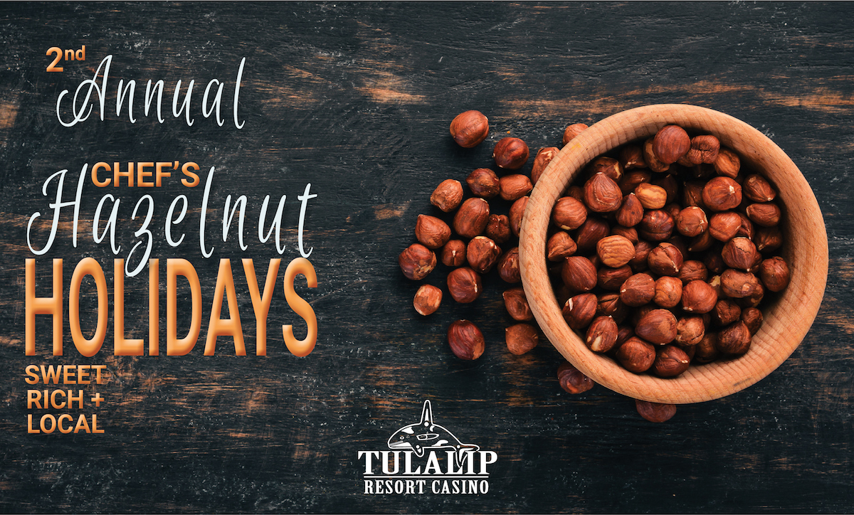 Tulalip Resort Casino Chefs Are Going Nutty for November