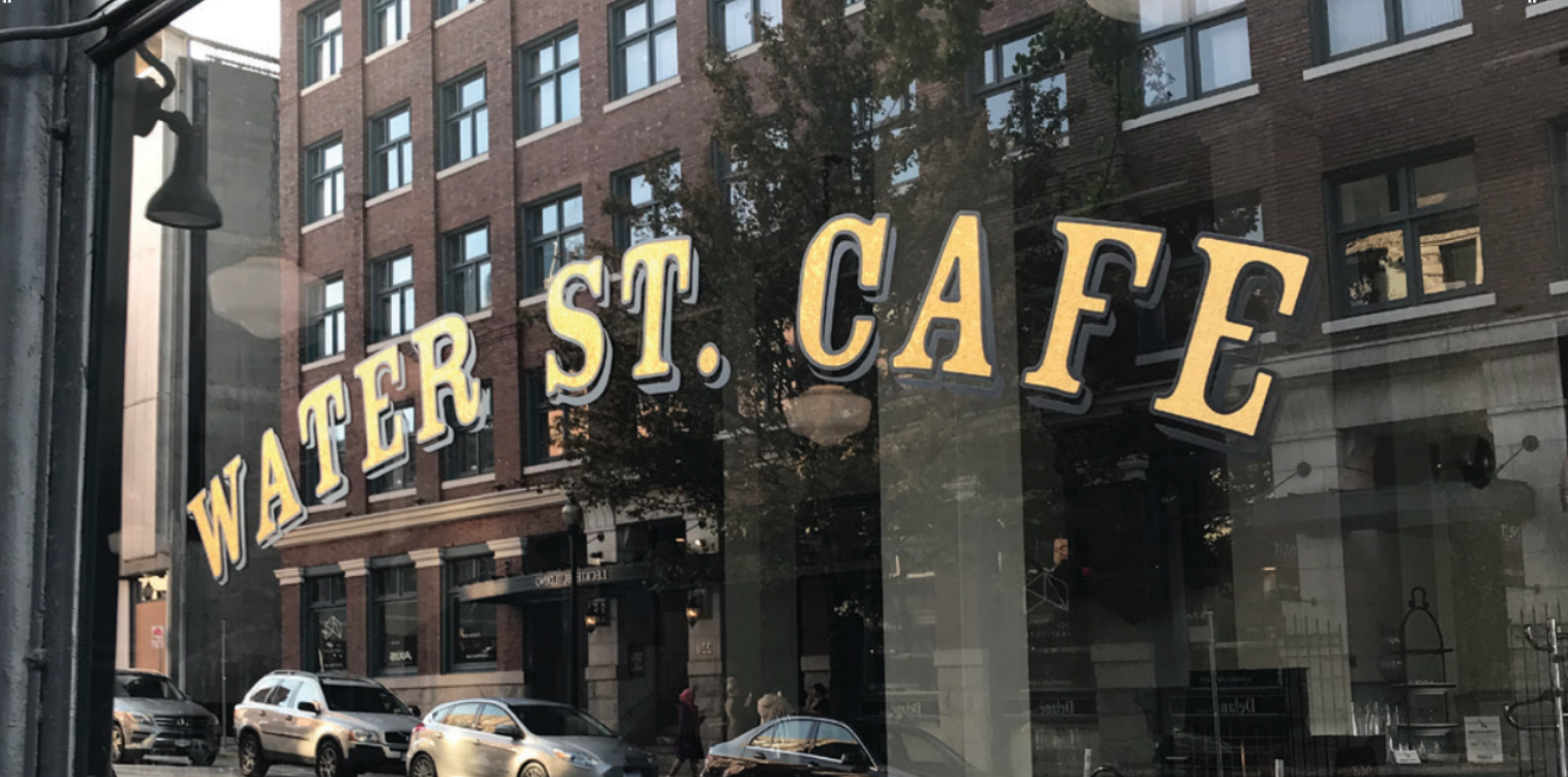 Water Street Café 30th Birthday Gala – Thursday, November 29 at 6:00 pm