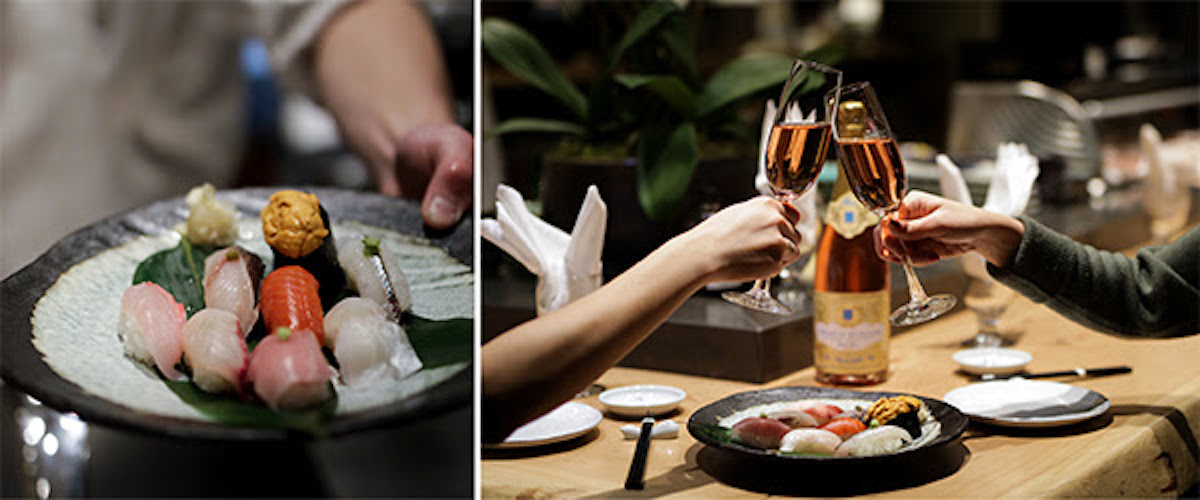 Yuwa Japanese Cuisine Celebrates the New Year with Multi-Course Dinner on December 31