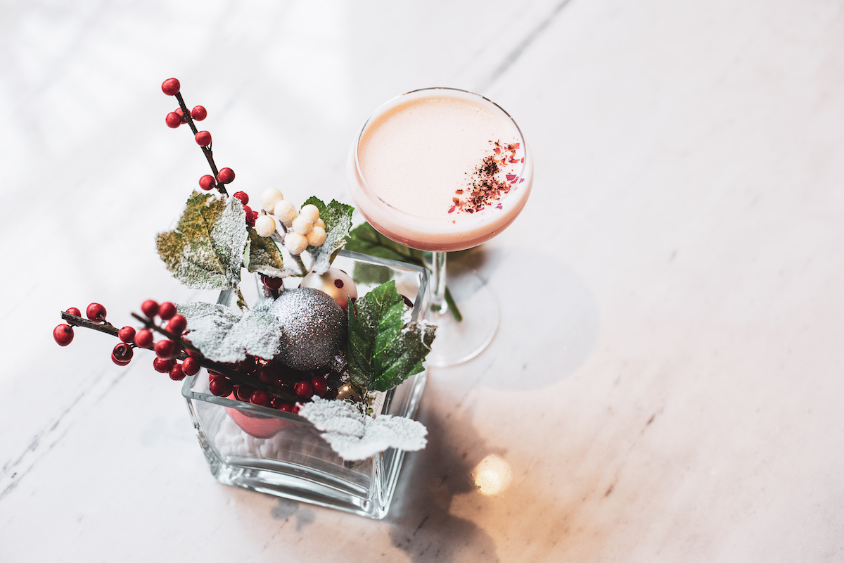 Enjoy Festive Cocktails at H Tasting Lounge