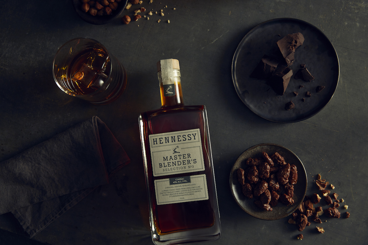 #Favourite Things Holiday Gift Suggestions Hennessy Master Blender's Selection No 3: A New Generation