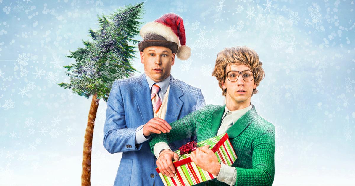 """""""O Christmas Tea"""" by James & Jamesy and David MacMurray Smith"""