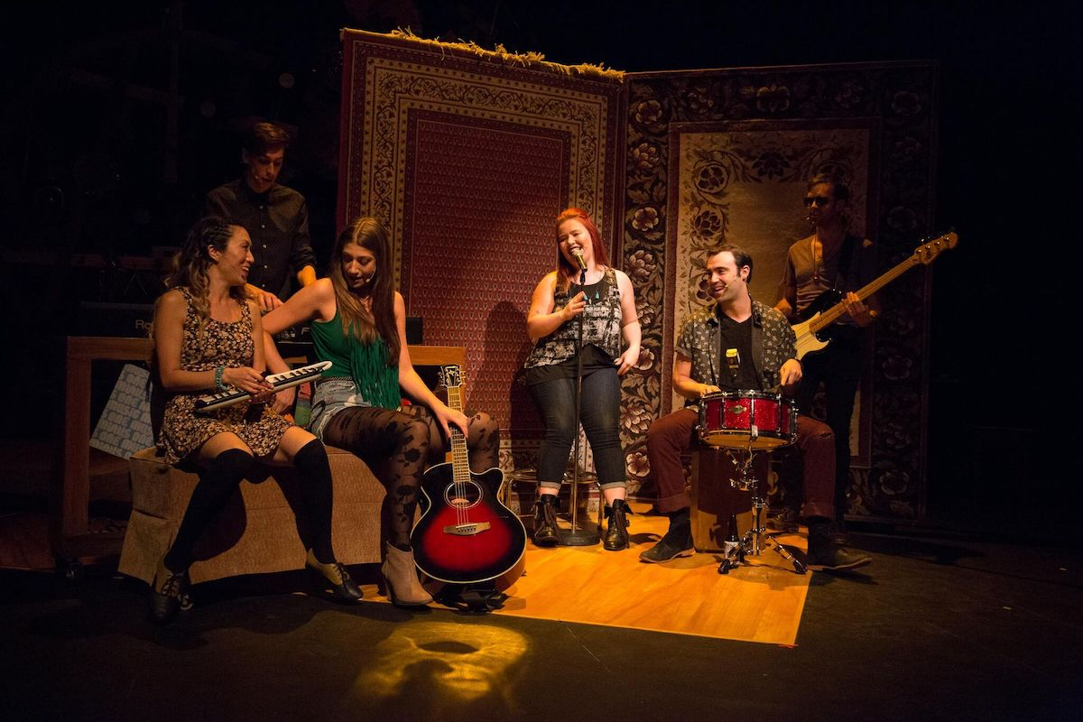The Firehall Arts Centre Welcomes the Return of Circle Game: Reimagining the Music of Joni Mitchell to its East Vancouver Stage