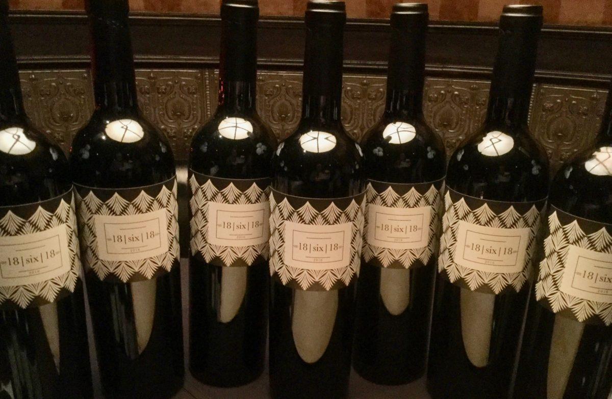 Exclusive New Wine Launched at Gotham