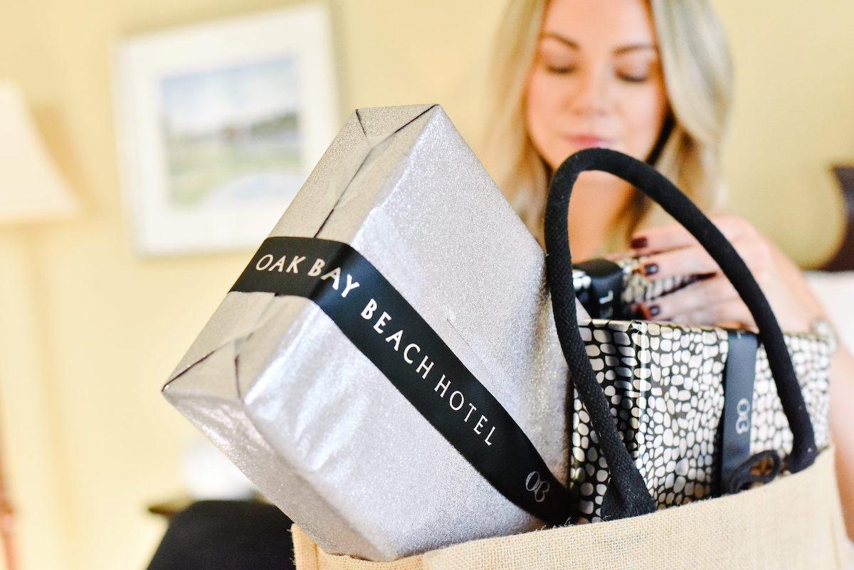 A stress-free holiday shopping experience – Oak Bay Beach Hotel