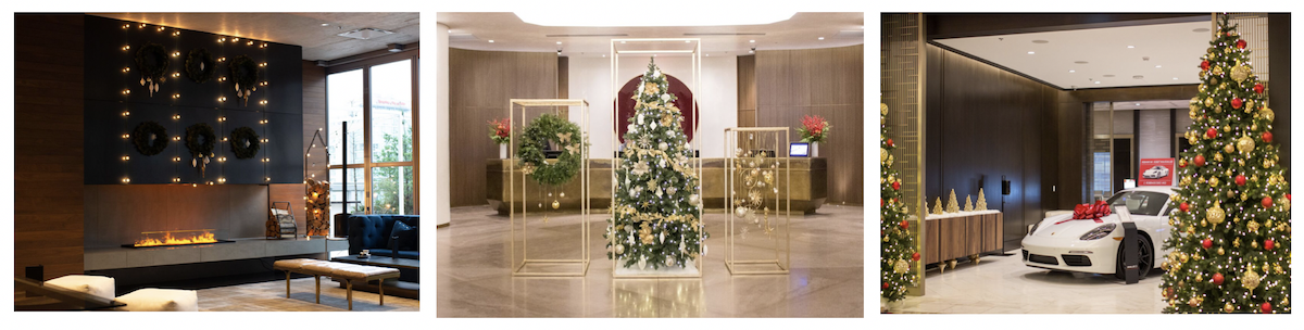 Allow Parq Vancouver to Make Your Holidays Very Merry and Bright