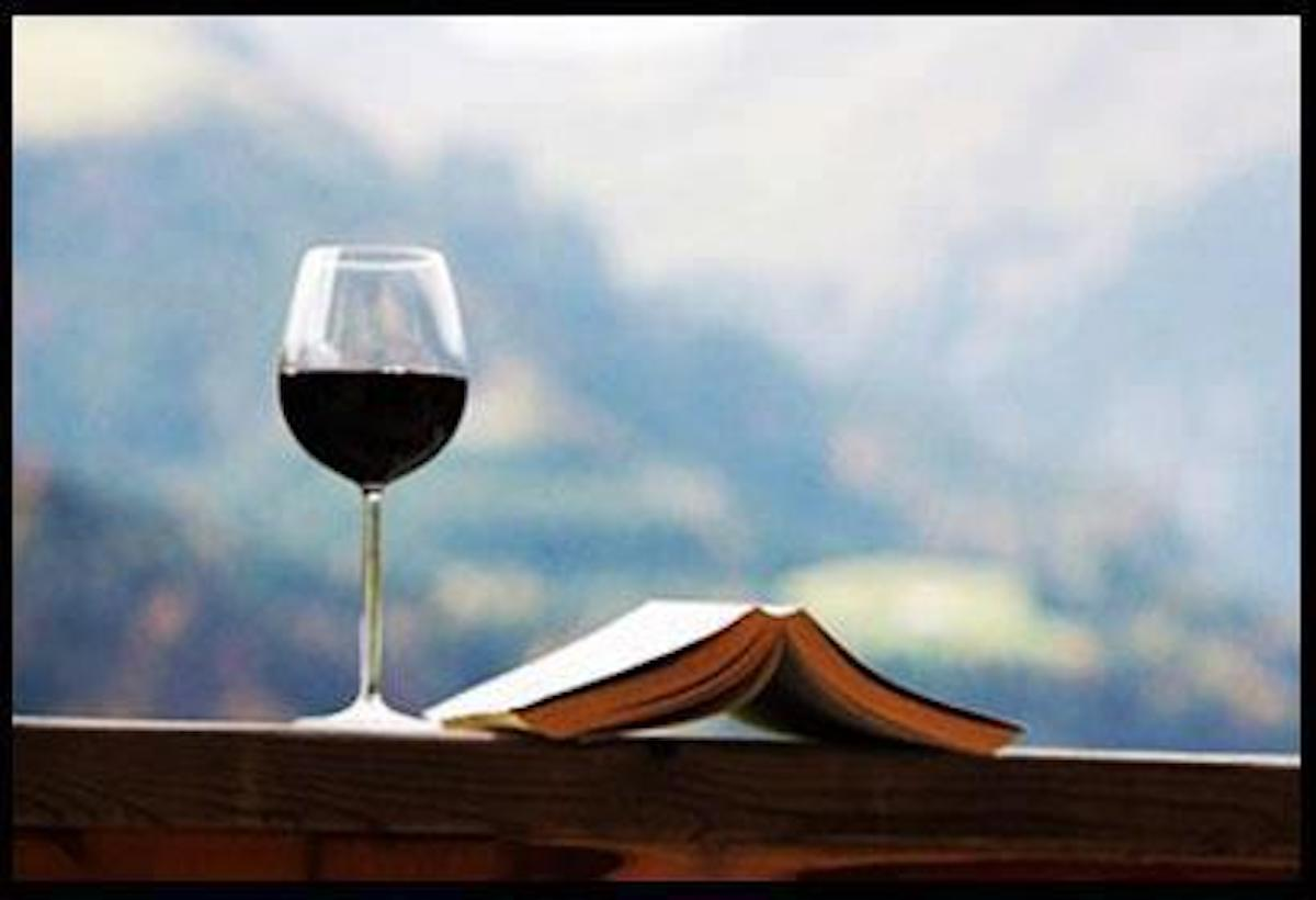 #FavouriteThings Christmas Wine Book Recommendations Part 1
