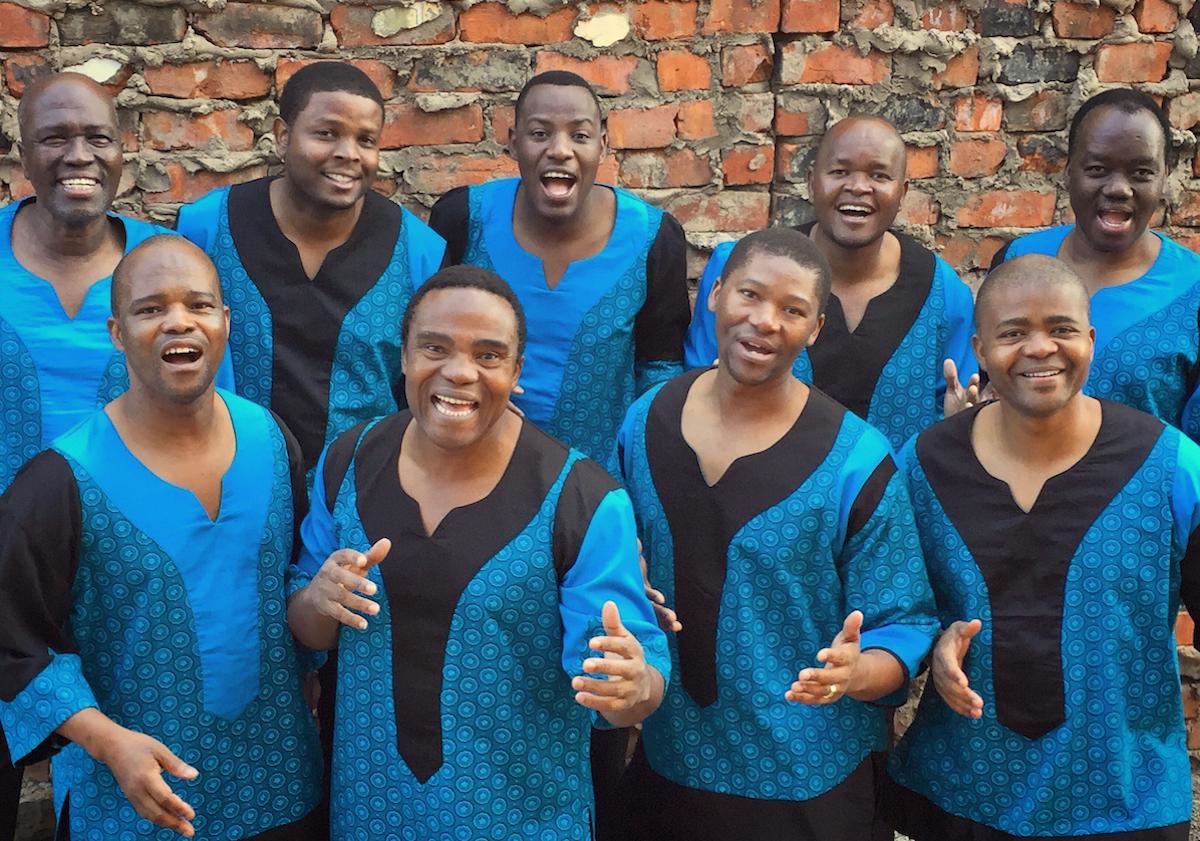 Ladysmith Black Mambazo Brings A Cappella Message of Peace to Chan Centre