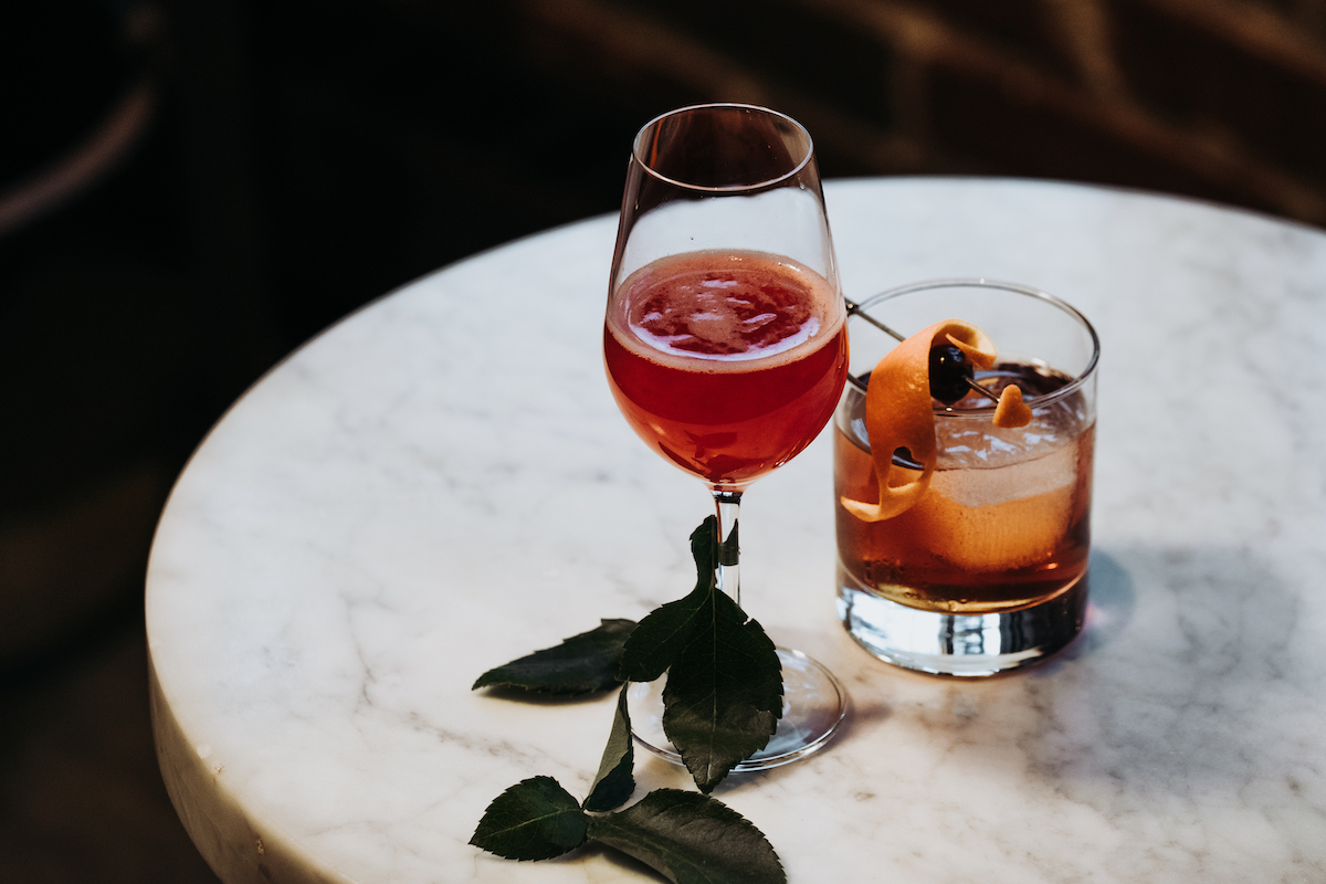 Valentines Day Cocktails in Vancouver (including recipes)