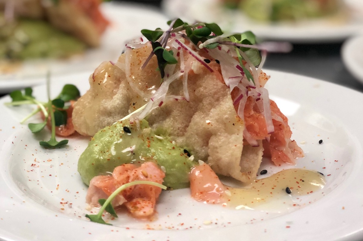 Dine Out Vancouver: Wild BC Salmon on the Menu at the Ocean Wise Pop-Up Cafe