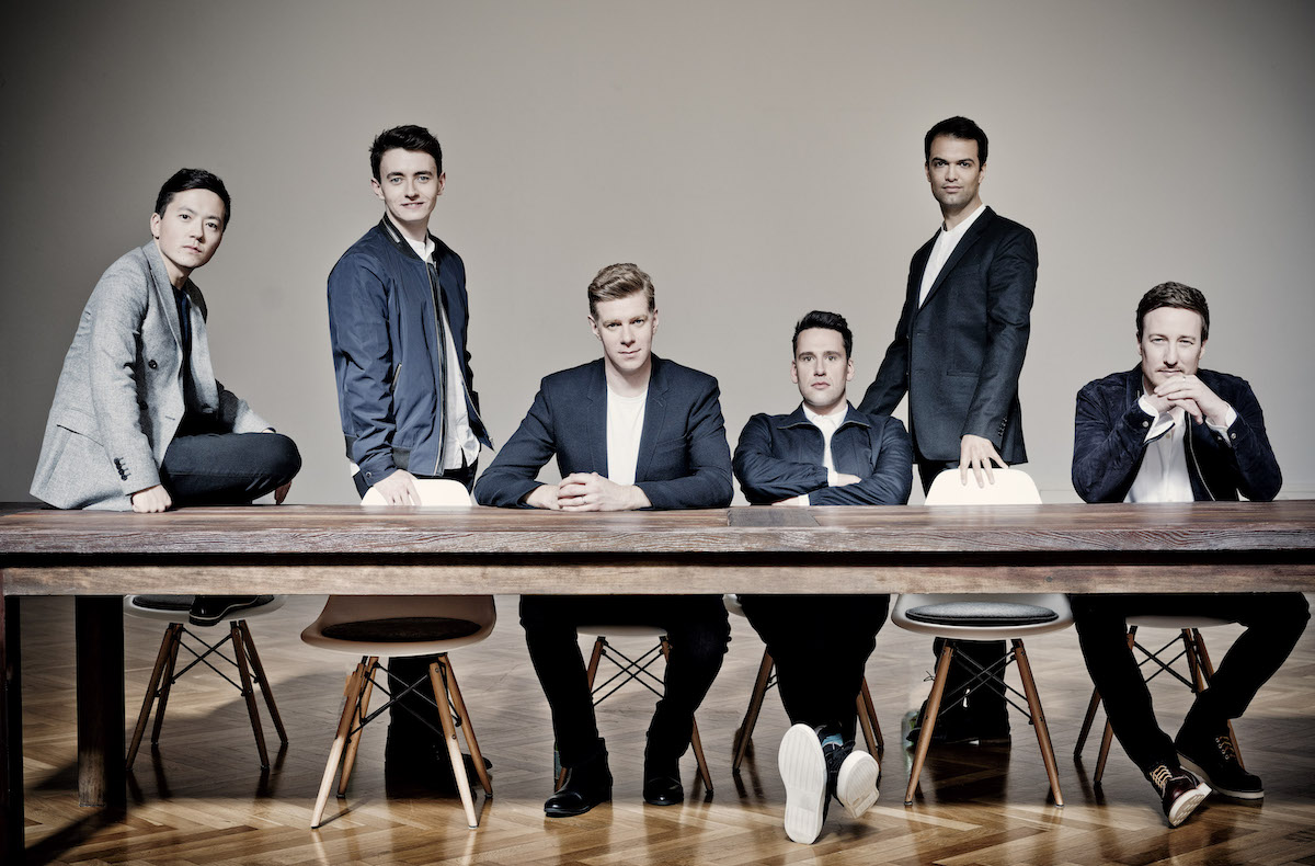 EMV Presents The King's Singers with 'Royal Blood: Music for Henry VIII'