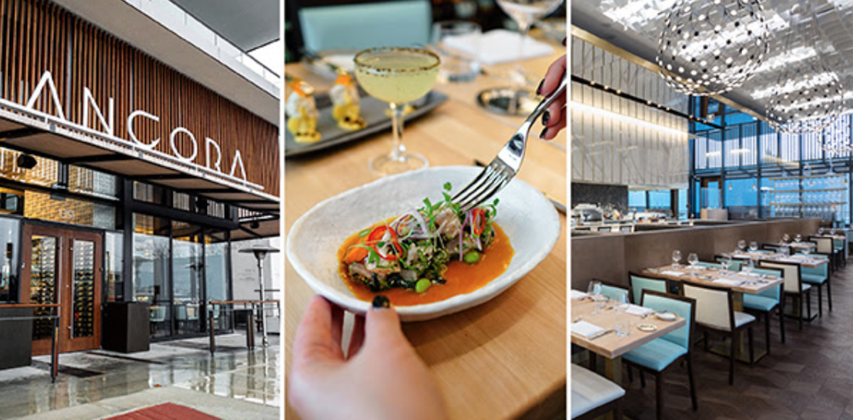 Ancora Ambleside Opens in West Vancouver