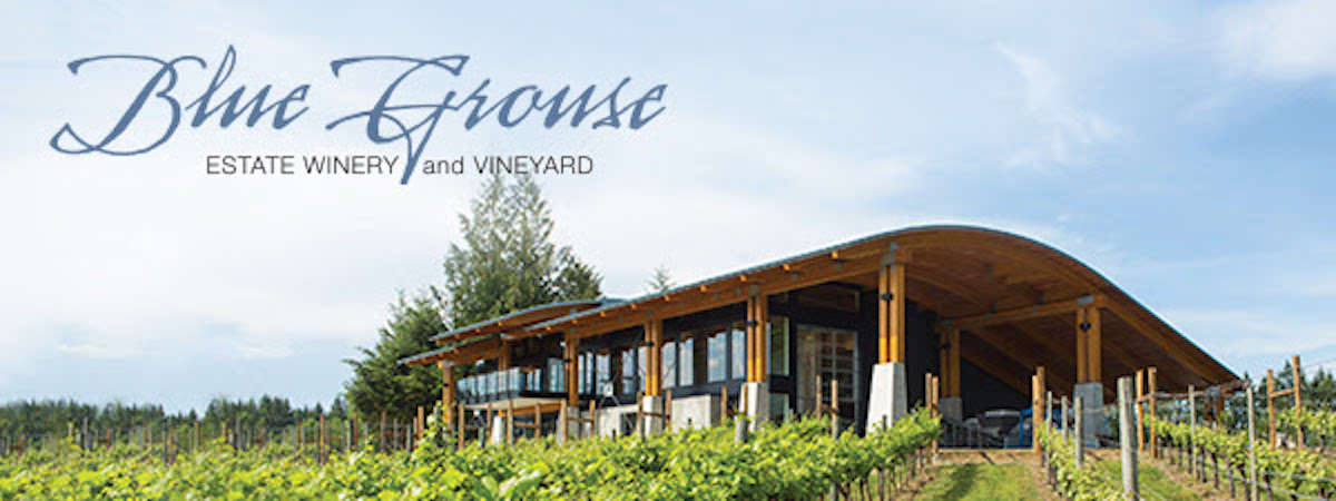Blue Grouse Estate Winery Continues to Reinvent