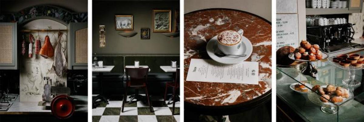 Treat Your Tastebuds to a Taste of Italy at Caffè La Tana