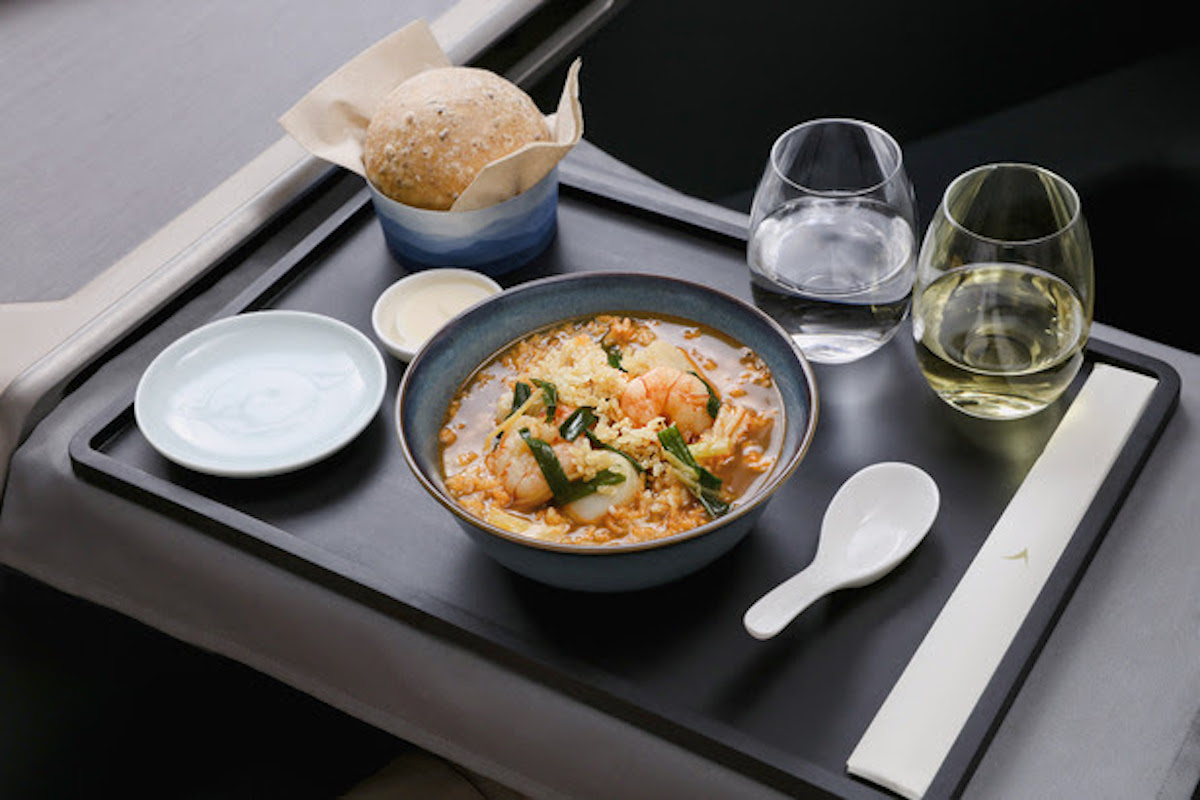 Cathay Pacific draws on its roots by rolling out new 'Hong Kong Flavours' dining series across all cabin classes