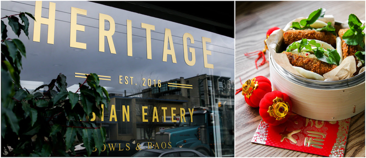 Take a Bao: Heritage Asian Eatery to open New Mount Pleasant Location on February 5 to coincide with Chinese New Year