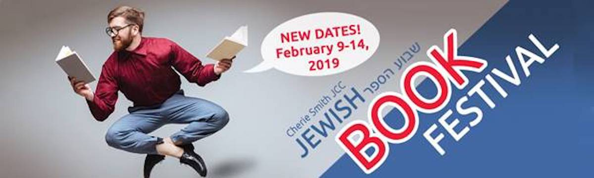 34th Annual Jewish Book Festival 2019