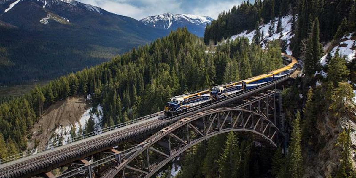 Dine Out Vancouver Festival and Rocky Mountaineer in support of the BCHF