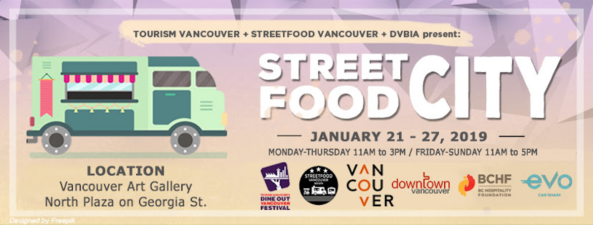 Street Food City Returns to Dine Out Vancouver Festival, January 21 – 27