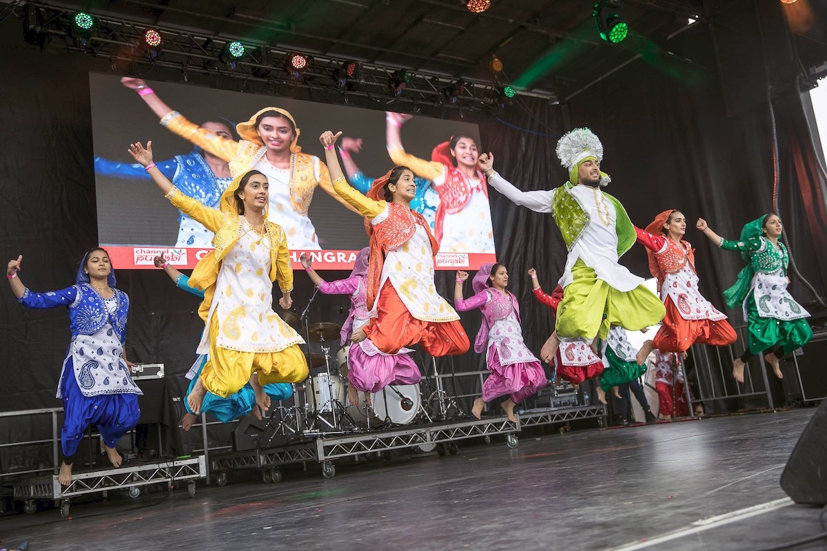 Discover Dance! Bhangra with South Asian Arts March 14